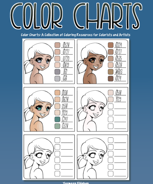Color Chart Cover