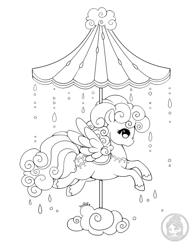 ponies pony coloring pages u2022 yampuff u0027s stuff