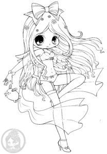 Naughty Angel Lineart By Yampuff D3epg6w Yampuff S Stuff