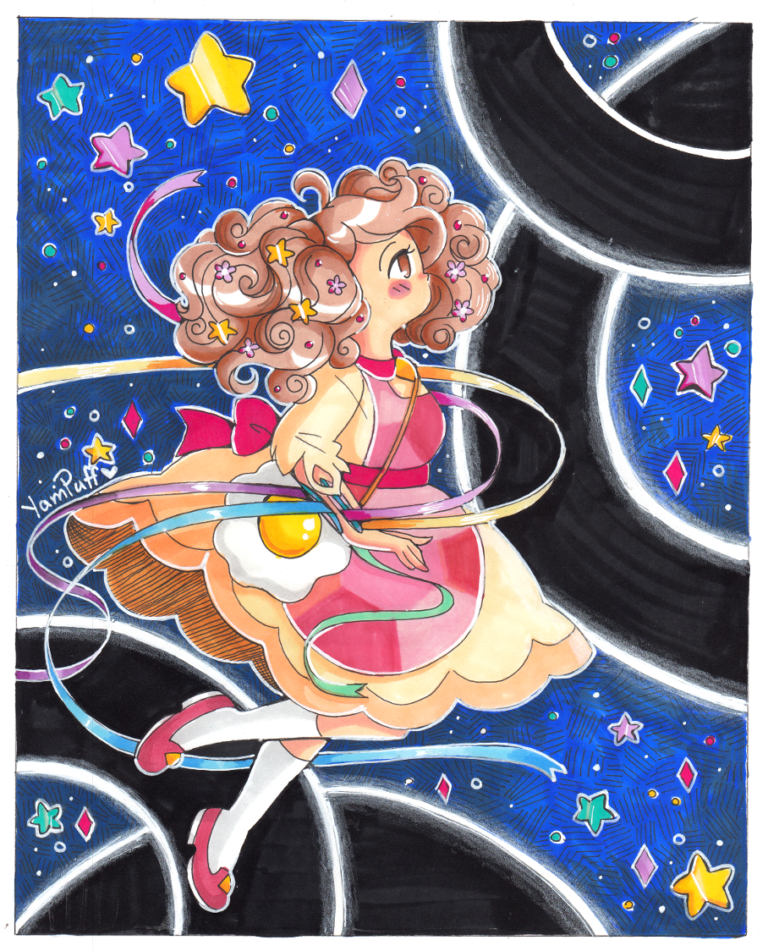 Bee and Puppycat Finale Tribute