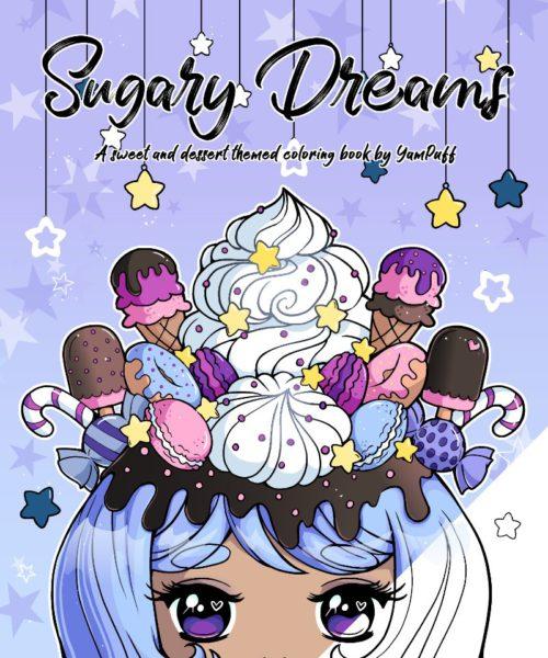 sugary cover